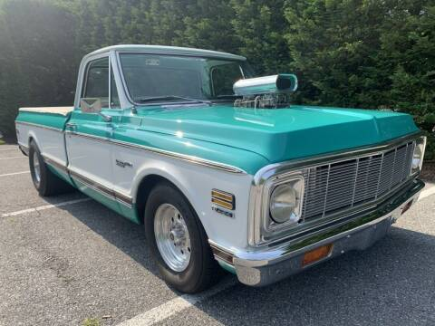 1972 Chevrolet C/K 10 Series for sale at Limitless Garage Inc. in Rockville MD