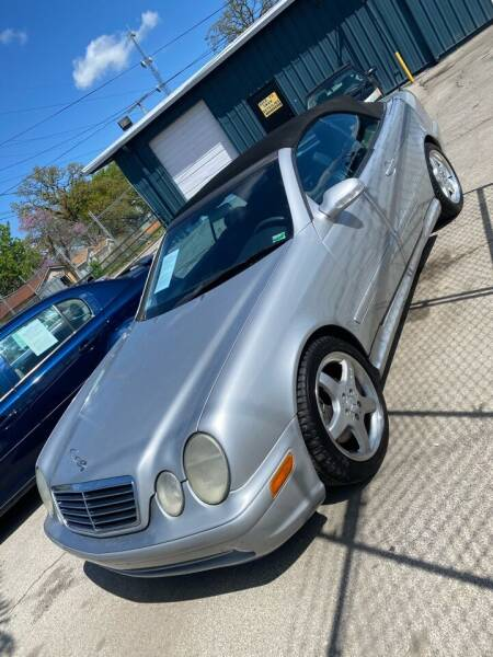 2002 Mercedes-Benz CLK for sale at Car Barn of Springfield in Springfield MO