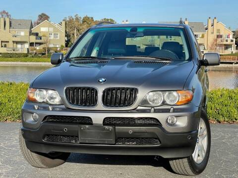 2005 BMW X5 for sale at Continental Car Sales in San Mateo CA