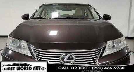 2013 Lexus ES 350 for sale at First World Auto in Jamaica NY