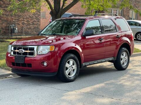 2010 Ford Escape for sale at Schaumburg Motor Cars in Schaumburg IL