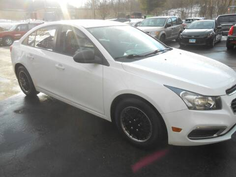 2016 Chevrolet Cruze Limited for sale at AUTOS-R-US in Penn Hills PA