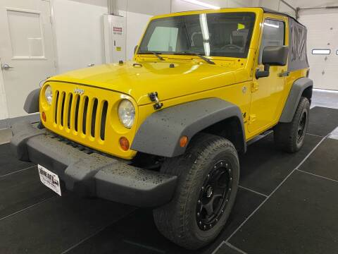2008 Jeep Wrangler for sale at TOWNE AUTO BROKERS in Virginia Beach VA