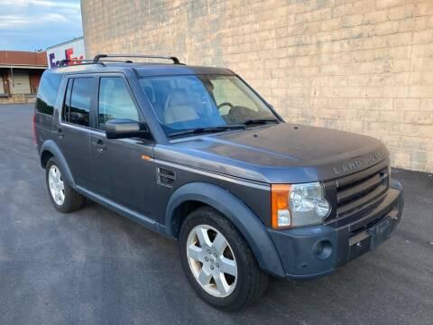 2006 Land Rover LR3 for sale at Z Motorz Company in Philadelphia PA