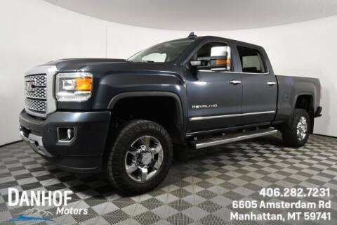 2019 GMC Sierra 3500HD for sale at Danhof Motors in Manhattan MT