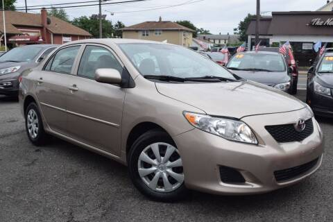 2010 Toyota Corolla for sale at VNC Inc in Paterson NJ