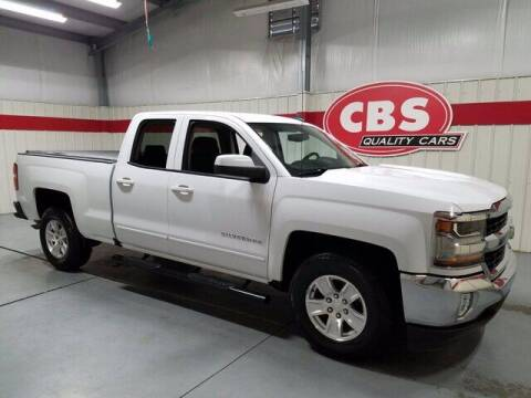 2017 Chevrolet Silverado 1500 for sale at CBS Quality Cars in Durham NC