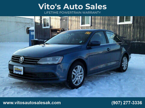 2017 Volkswagen Jetta for sale at Vito's Auto Sales in Anchorage AK