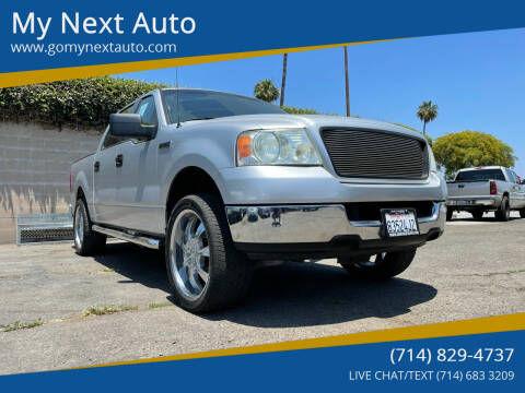 2005 Ford F-150 for sale at My Next Auto in Anaheim CA