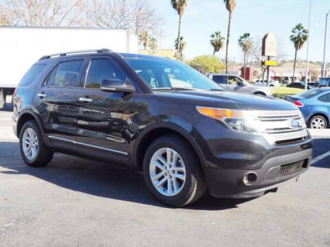 2014 Ford Explorer for sale at Corona Auto Wholesale in Corona CA