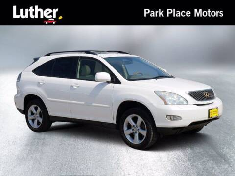 2004 Lexus RX 330 for sale at Park Place Motor Cars in Rochester MN