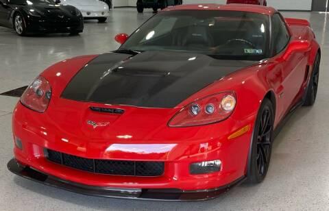 2009 Chevrolet Corvette for sale at Hamilton Automotive in North Huntingdon PA
