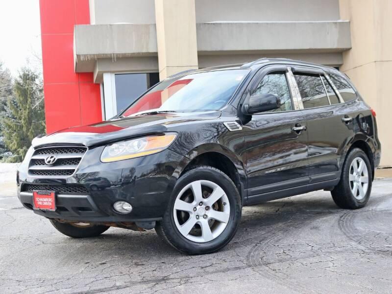 2009 Hyundai Santa Fe for sale at Schaumburg Pre Driven in Schaumburg IL