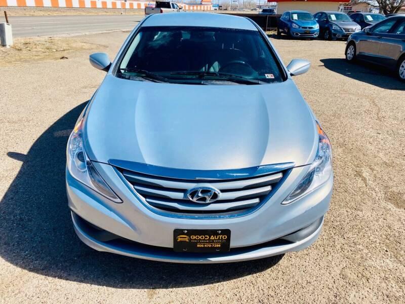 2014 Hyundai Sonata for sale at Good Auto Company LLC in Lubbock TX