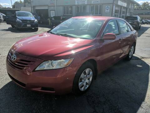 2007 Toyota Camry for sale at Richland Motors in Cleveland OH