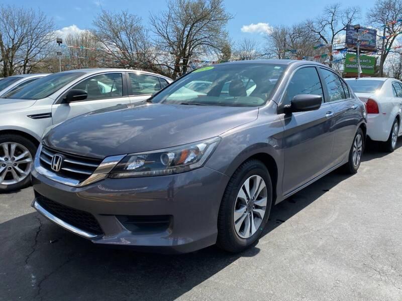 2014 Honda Accord for sale at WOLF'S ELITE AUTOS in Wilmington DE