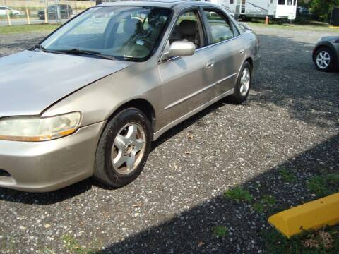 1998 Honda Accord for sale at Branch Avenue Auto Auction in Clinton MD