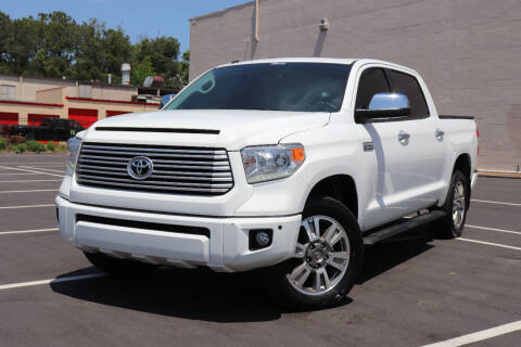 2017 Toyota Tundra for sale at Auto Guia in Chamblee GA