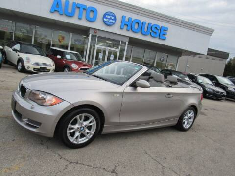 2009 BMW 1 Series for sale at Auto House Motors in Downers Grove IL