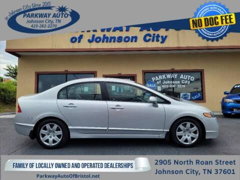2010 Honda Civic for sale at PARKWAY AUTO SALES OF BRISTOL - PARKWAY AUTO JOHNSON CITY in Johnson City TN