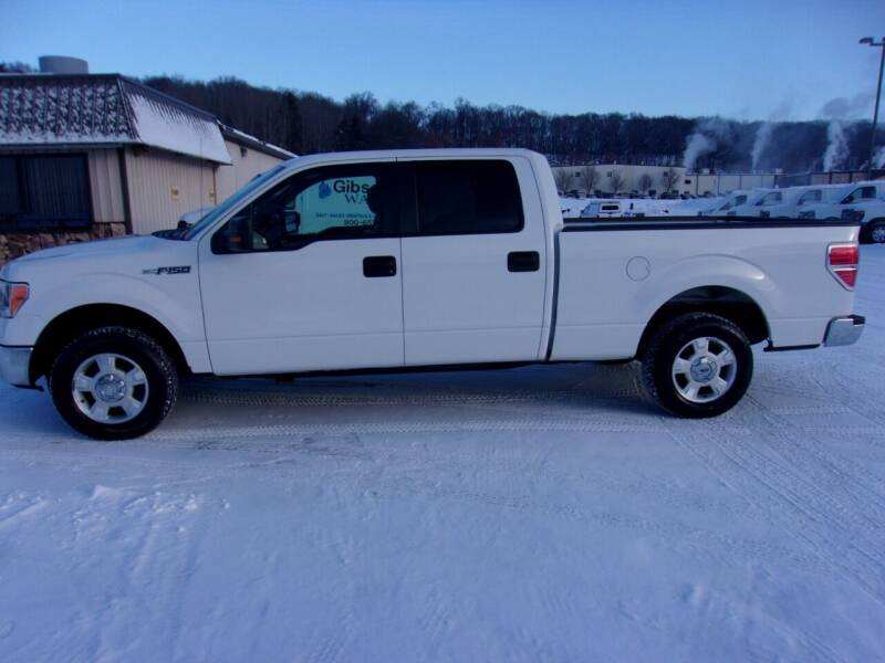 2012 Ford F-150 for sale at Welkes Auto Sales & Service in Eau Claire WI