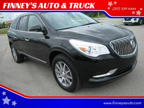 2017 Buick Enclave for sale at FINNEY'S AUTO & TRUCK in Atlanta IN