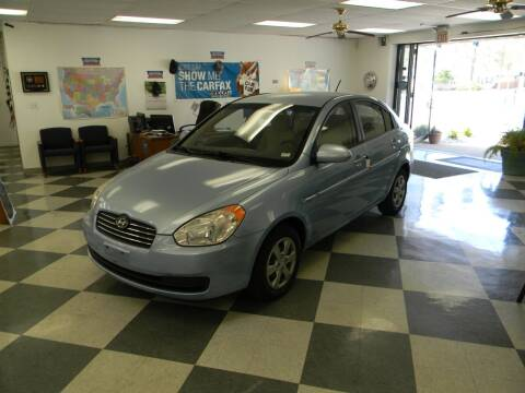 2008 Hyundai Accent for sale at Lindenwood Auto Center in St. Louis MO