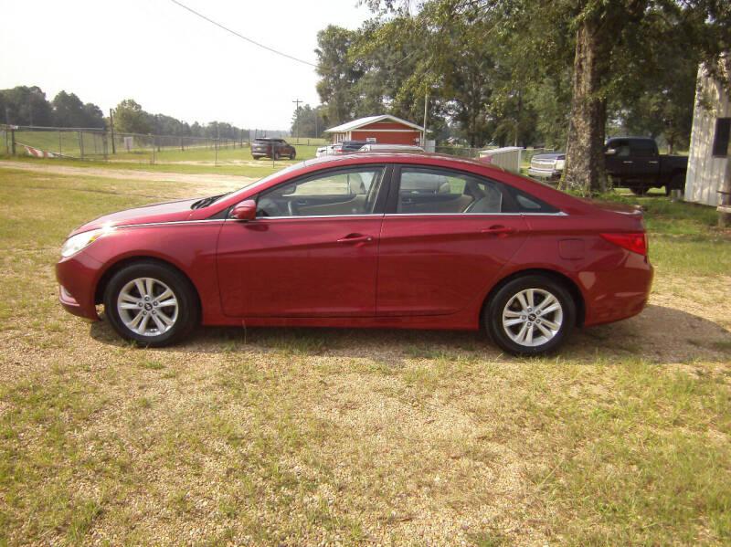 2011 Hyundai Sonata for sale at Sooks Motor Company in Wiggins MS