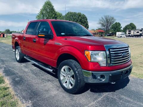 2012 Ford F-150 for sale at Champion Motorcars in Springdale AR