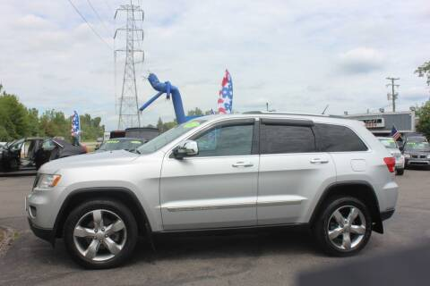 2012 Jeep Grand Cherokee for sale at D & B Auto Sales LLC in Washington Township MI