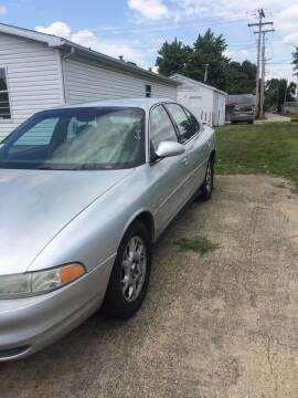 2001 Oldsmobile Intrigue for sale at Mike Hunter Auto Sales in Terre Haute IN