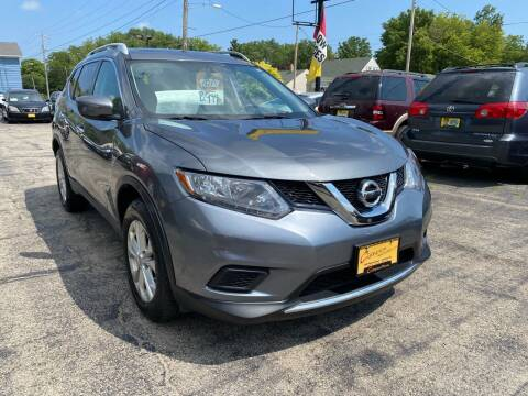 2016 Nissan Rogue for sale at COMPTON MOTORS LLC in Sturtevant WI