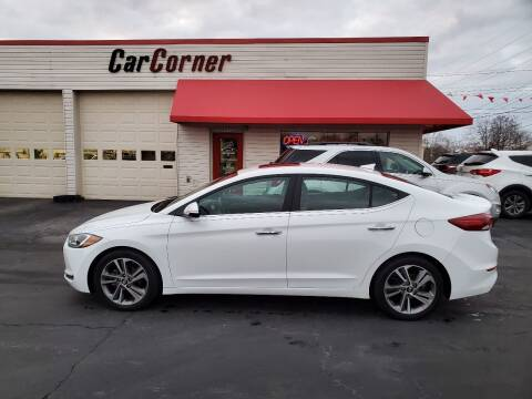 2017 Hyundai Elantra for sale at Car Corner in Mexico MO