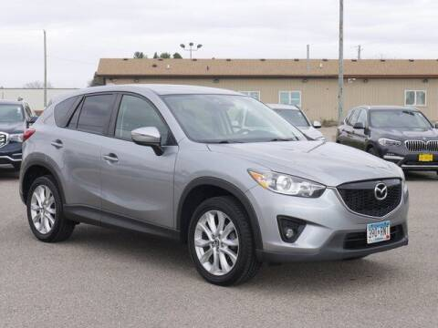 2015 Mazda CX-5 for sale at Park Place Motor Cars in Rochester MN