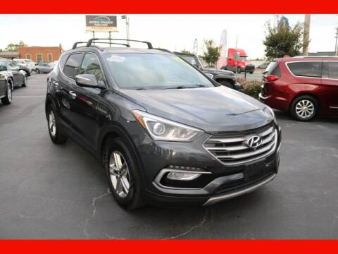 2017 Hyundai Santa Fe Sport for sale at AUTO POINT USED CARS in Rosedale MD