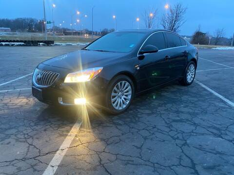 2011 Buick Regal for sale at Xtreme Auto Mart LLC in Kansas City MO