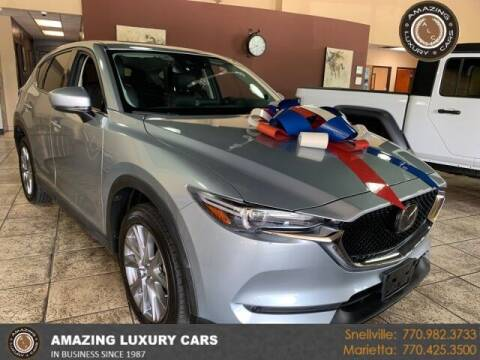 2020 Mazda CX-5 for sale at Amazing Luxury Cars in Snellville GA
