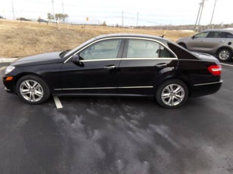 2010 Mercedes-Benz E-Class for sale at West End Auto Sales LLC in Richmond VA