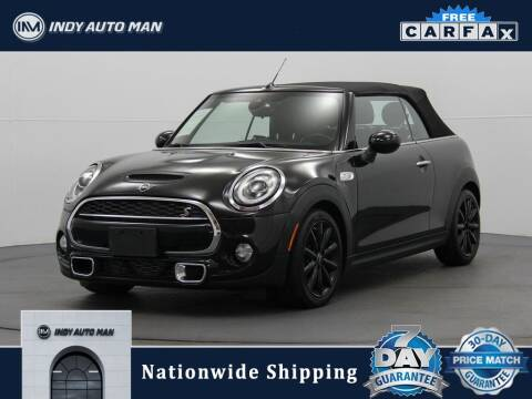 2019 MINI Convertible for sale at INDY AUTO MAN in Indianapolis IN