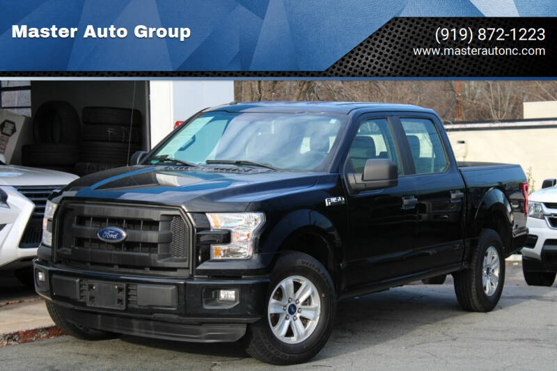 2016 Ford F-150 for sale at Master Auto Group in Raleigh NC