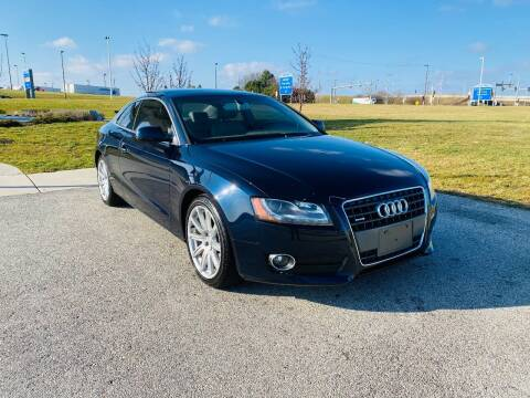 2011 Audi A5 for sale at Airport Motors in Saint Francis WI
