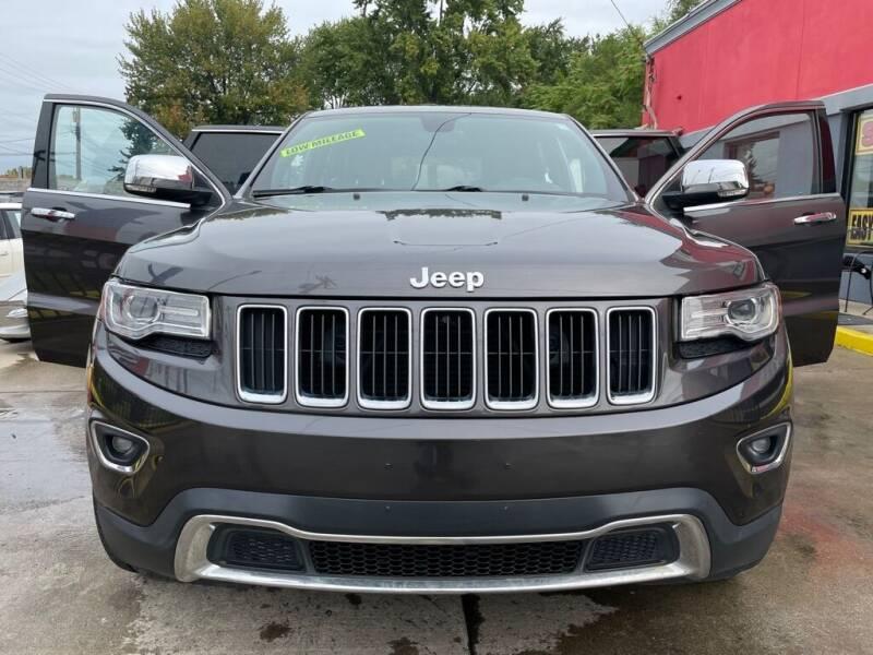 2014 Jeep Grand Cherokee for sale at Carmen's Auto Sales in Hazel Park MI