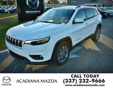 2019 Jeep Cherokee for sale at Acadiana Automotive Group in Lafayette LA