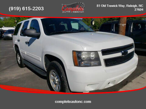 2011 Chevrolet Tahoe for sale at Complete Auto Center , Inc in Raleigh NC
