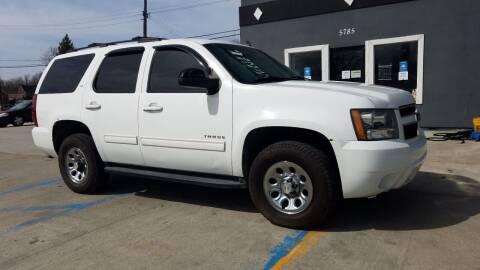 2010 Chevrolet Tahoe for sale at Julian Auto Sales, Inc. in Warren MI