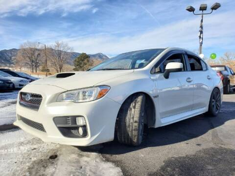 2016 Subaru WRX for sale at Lakeside Auto Brokers Inc. in Colorado Springs CO