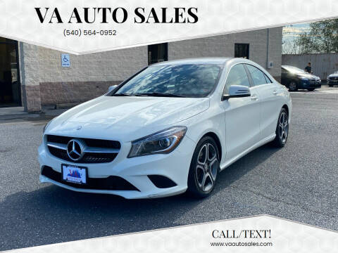 2014 Mercedes-Benz CLA for sale at Va Auto Sales in Harrisonburg VA