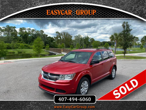 2016 Dodge Journey for sale at EASYCAR GROUP in Orlando FL