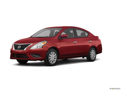2018 Nissan Versa for sale at Carros Usados Fresno in Clovis CA