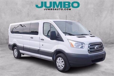 2018 Ford Transit Passenger for sale at JumboAutoGroup.com in Hollywood FL